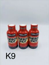 Kirkland Signature Energy Shot 48 Count Variety Pack.Berry,Pomegranate..