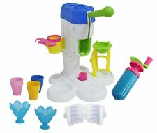 Große Eismaschine Knete Spielzeug Spielknete Knetmasse Modelliermasse