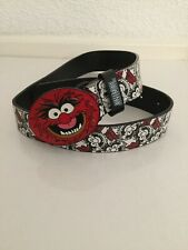 Disney The Muppets Animal Belt Must See Wow!!