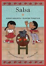 Salsa: Un poema para cocinar / A Cooking Poem (Bilingual Cooking Poems)