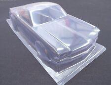 1/10 RC Coche Clara Carrocería 200mm Ford Mustang GT años 60 sobre carretera deriva Yokomo