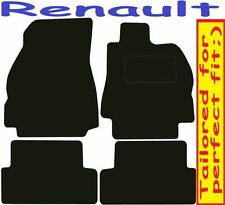 Renault Megane DELUXE QUALITY Tailored mats 2003 2004 2005 2006 2007 2008