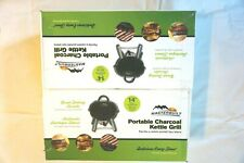 Portable Tabletop Charcoal Kettle Grill Masterbuilt 14 Inch Charcoal NIB