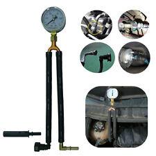 Automotive Fuel Injection Pump Pressure Gauge Tester Gasoline Test Tools Car