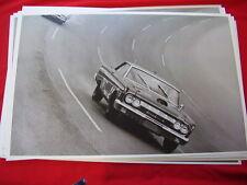 1964 MERCURY COMET CYCLONE ON TRACK   11 X 17  PHOTO /  PICTURE
