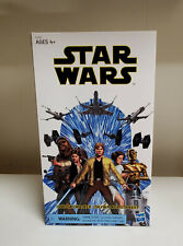 "Hasbro Star Wars Black Series - 6""  Luke Skywalker (Skywalker Strikes) Exclusive"