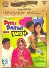 PATI PATNI AUR WOH (SANJEEV KUMAR, VIDYA SINHA) - BOLLYWOOD HINDI DVD