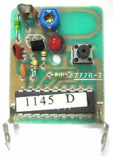 AutoMate H5LAL777A keyless remote control keyfob transmitter circuit board ONLY