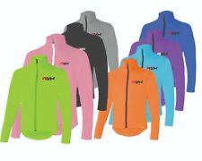 a2929b18d Cycling Jacket Highly Visible HI VIZ Windproof Showerproof Breathable  Walking