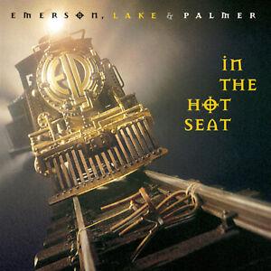 Emerson Lake & Palmer In The Hot Seat 12x12 Album Cover Replica Poster Print