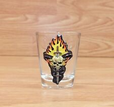 Genuine Walt Disney Pirate of the Caribbean Skull & Sword Collectible Shot Glass