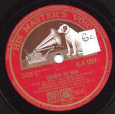 Bariton Lawrence Tibbett : Cuban Love Song + Tramps at Sea