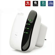 US Wifi Repeater Wireless WiFi Range Extender Super Booster Superboost