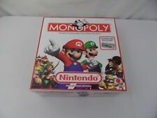 Nintendo Monopoly Board game Nintendo Collector's Edition (2008 Edition Box)