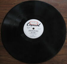 """Kay Starr - Promo 78 rpm - """"Come On-A My House"""" / """"Hold Me, Hold Me, Hold Me"""""""