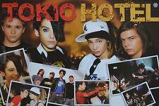 TOKIO HOTEL - A3 Poster (42 x 28 cm) - Bill Kaulitz Clippings Fan Sammlung NEU