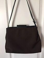 Original Coach Brown Handbag