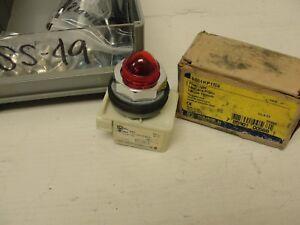 New box open, Square D pilot light 9001KP1R9