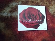 classical love cd new and sealed freepost
