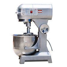 10L Commercial Bakery Dough Food Mixer Egg Beater Dough Mixer 220V