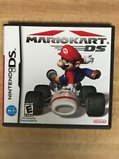 Nintendo DS Mario Kart Video Game - GREAT CONDITION - WORKS!