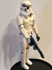 Vintage Star Wars Stormtrooper Complete With Blaster