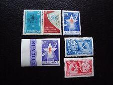 ROUMANIE -timbre yvert et tellier aerien n°161 173 a 176 n** (C5)stamp romania(A