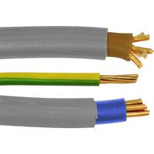 Nuevo Medidor De Colas Cable (6181y) 25mm2 X 3m cada
