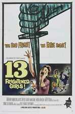 13 Frightened Girls Poster 01 A4 10x8 Photo Print