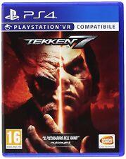 TEKKEN 7 PS4 VR COMPATIBILE - PLAYSTATION 4 - ITALIANO