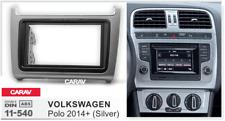 Carav 11-540 2din marco adaptador de radio para Volkswagen Polo 2014