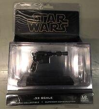 Star Wars - Han Solo Blaster - Master Replica .33