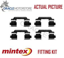 NEW MINTEX FRONT BRAKE PADS ACCESORY KIT SHIMS GENUINE OE QUALITY MBA1654