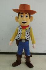 2018  Toy Story Woody Adult Size Halloween Cartoon Mascot Costume Fancy Dress