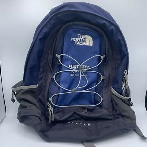 The North Face Jester Backpack Navy Blue