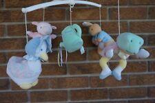 Baby Mobile Piece Beatrix Potter Peter Rabbit Plush Nursery Decor Crib Toys