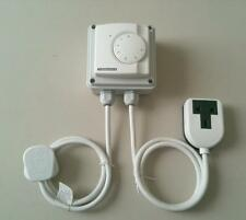 TEMPERATURE HEATER CONTROLLER thermostat for hydro hydroponics growroom tent etc