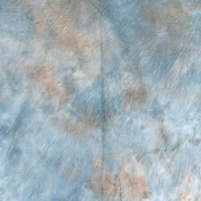 6 x 9 ft Photo Studio Blue Muslin Backdrop Photography Tie Dyed Background