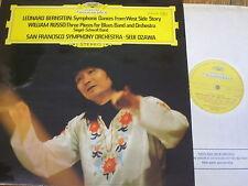 2530 309 Bernstein Symphonic Dances from West Side Story etc / Ozawa