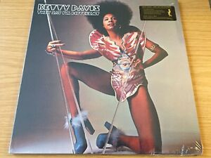 BETTY DAVIS * They SAY I'M DIFFERENT  *VINYL LP  * New & Sealed *** PLEASE READ