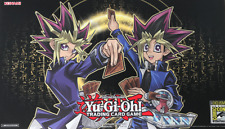 SDCC 2017 EXCLUSIVE YU-GI-OH! PLAYMAT SAN DIEGO COMIC CON YUGI MUTO