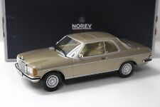 1:18 Norev Mercedes 280CE Coupe 1980 Champagner-met. NEW bei PREMIUM-MODELCARS