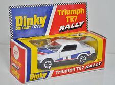 Dinky 207 Triumph TR7 Rally Car