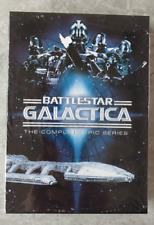 Battlestar Galactica - The Complete Epic Series (Dvd, 10-Disc) Brand New