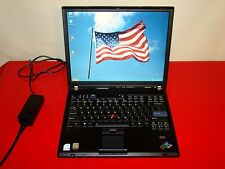 "IBM Lenovo ThinkPad T60 Laptop 14.1"" (1.83GHz, 1GB Ram, 160GB HDD, Win XP)"