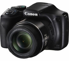 CANON PowerShot SX540 HS Bridge Camera - Black - Currys