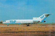T.U.R-TURKISH Boeing B 727-76 TC-ATU c/n 18742 Airline Airplane Postcard