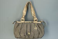 Authentic ANNA SUI Handbag Gold Free Shipping 988f01