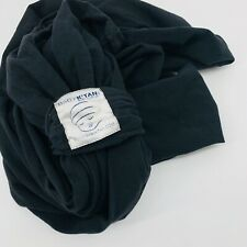 Baby K'tan Size Small Black Infant Wrap Carrier Stretch Cotton