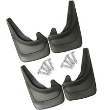 Car Mud Flaps Splash Guards Fender Front & Rear 4Pcs Truck Vans RV Universal